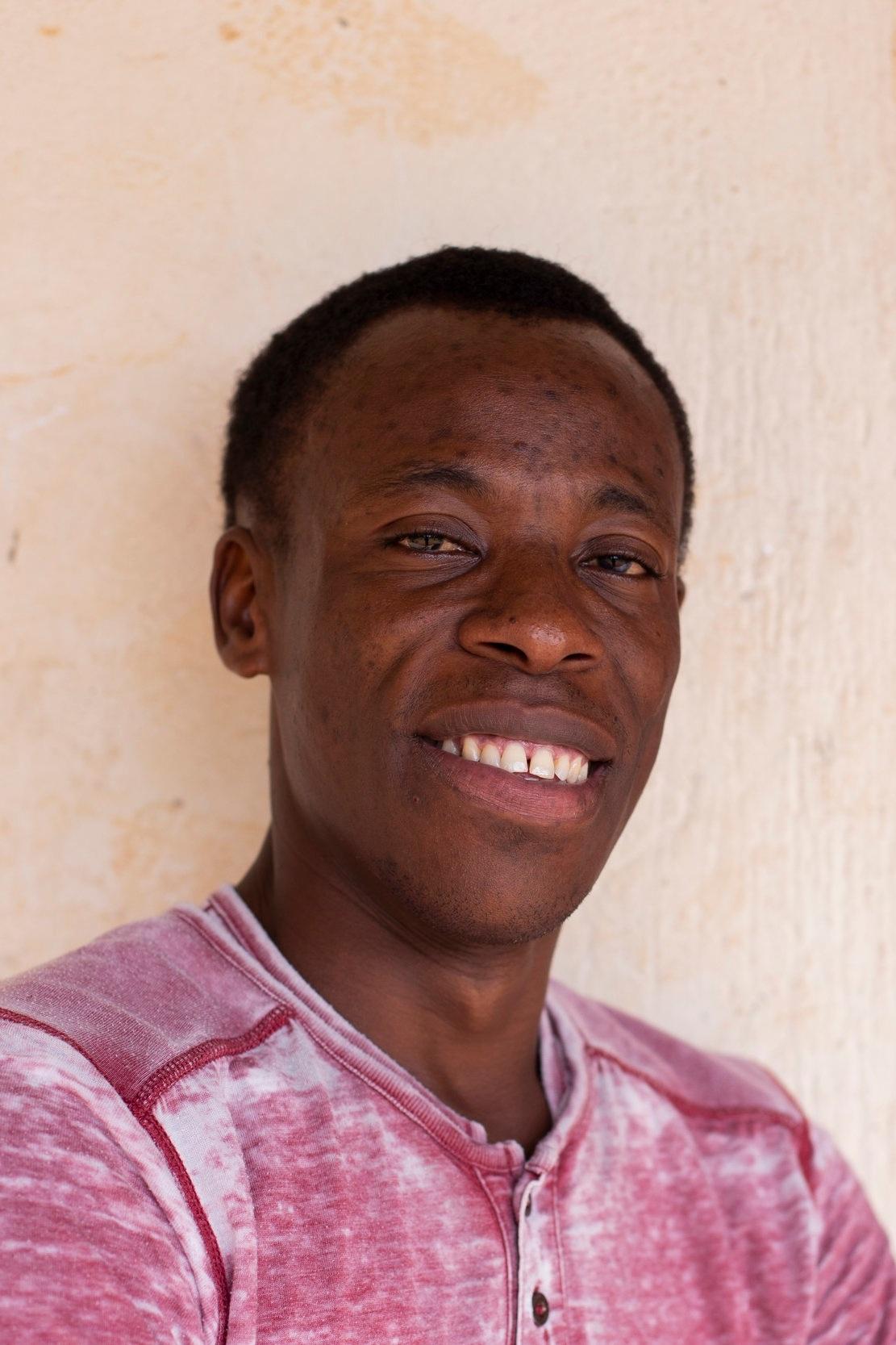 Isaac Darko-Mensah, Country Director (Ghana)