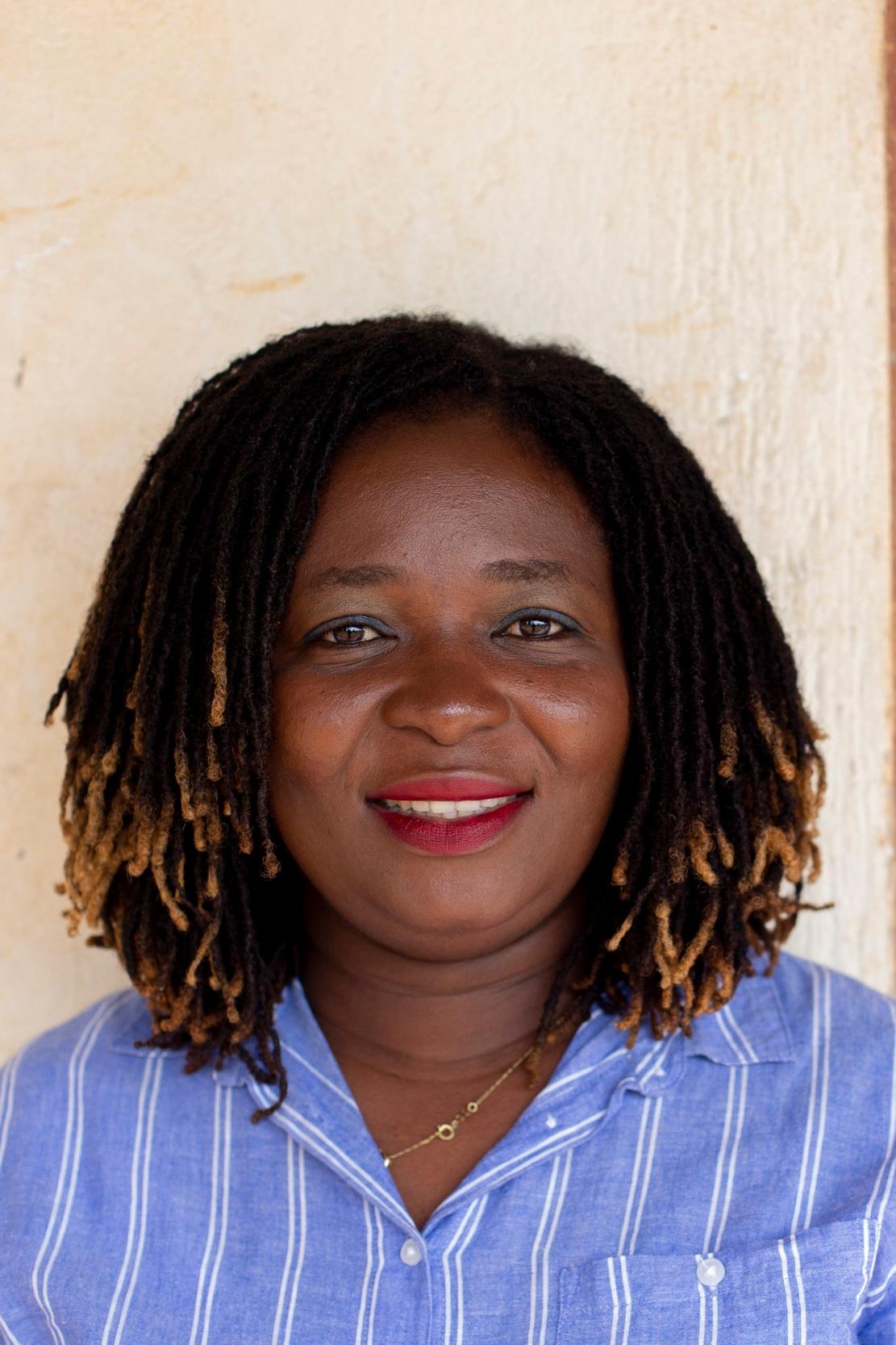 Peace Yeri, Education Specialist (Ghana)