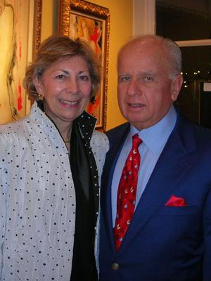 Carol Lynn and Donald Chetkin