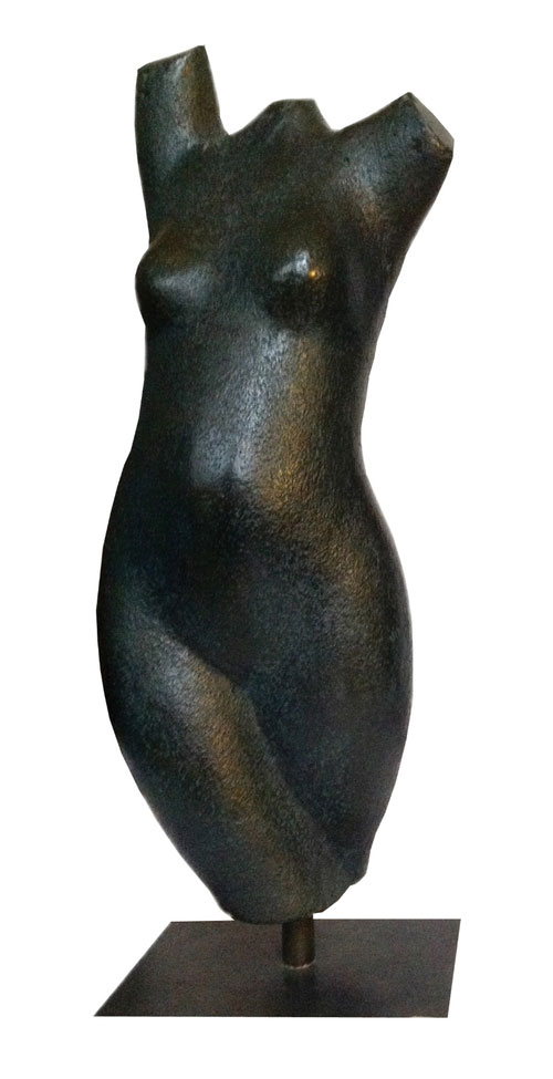 MILA  bronze (1 of 8), 20.5 in.