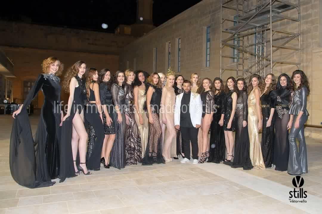 Malta Fashion Week Spring 2016 Designer Gaetano Busuttil's Nymph Collection
