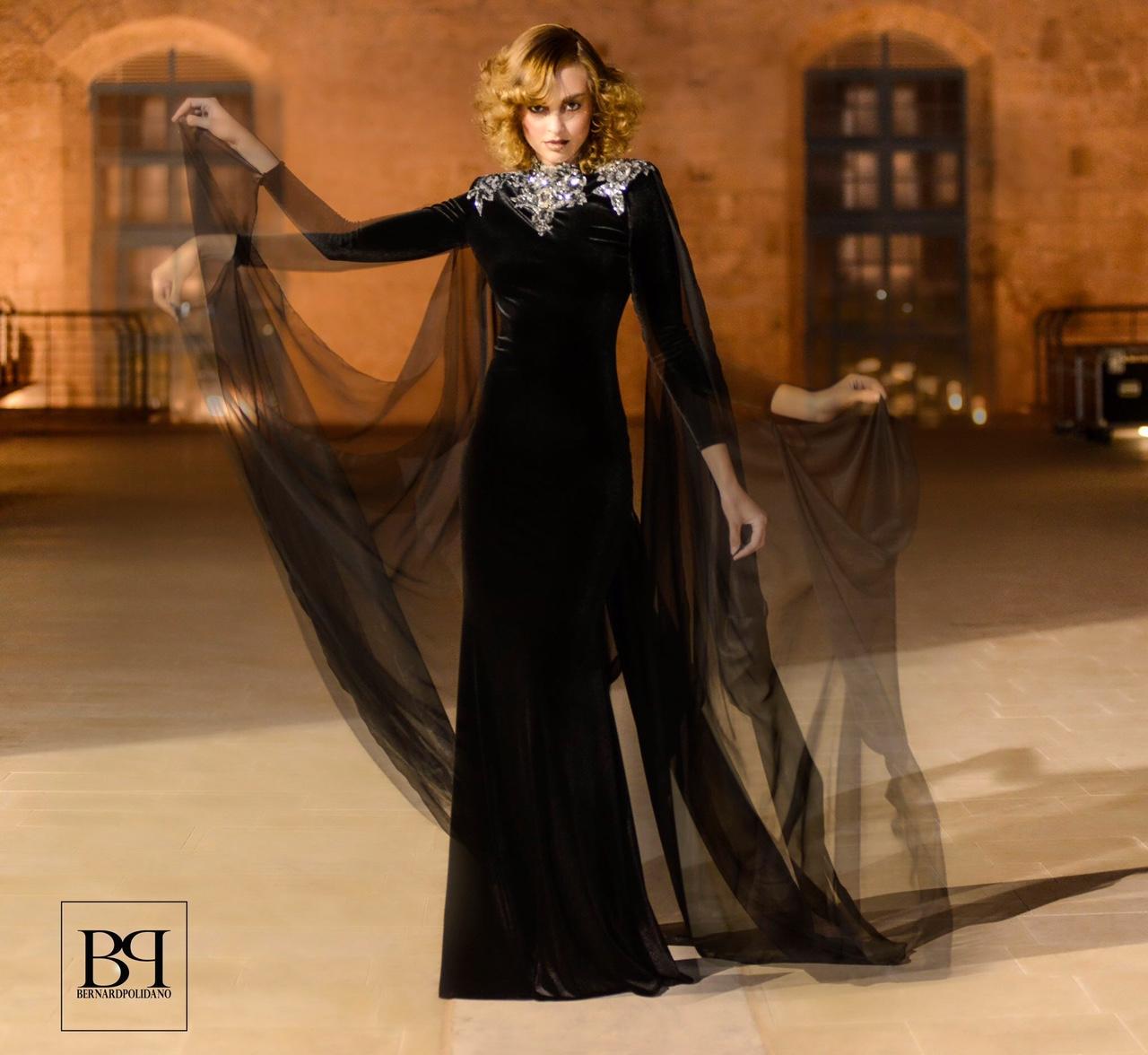 Malta Fashion Week Spring 2016 Designer Gaetano Busuttil
