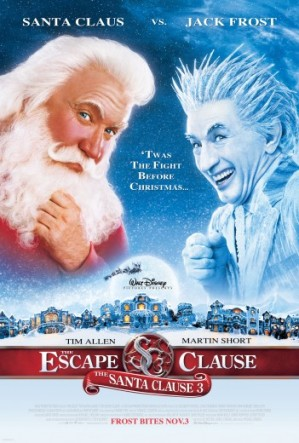 Santa Clause 3 (2006)