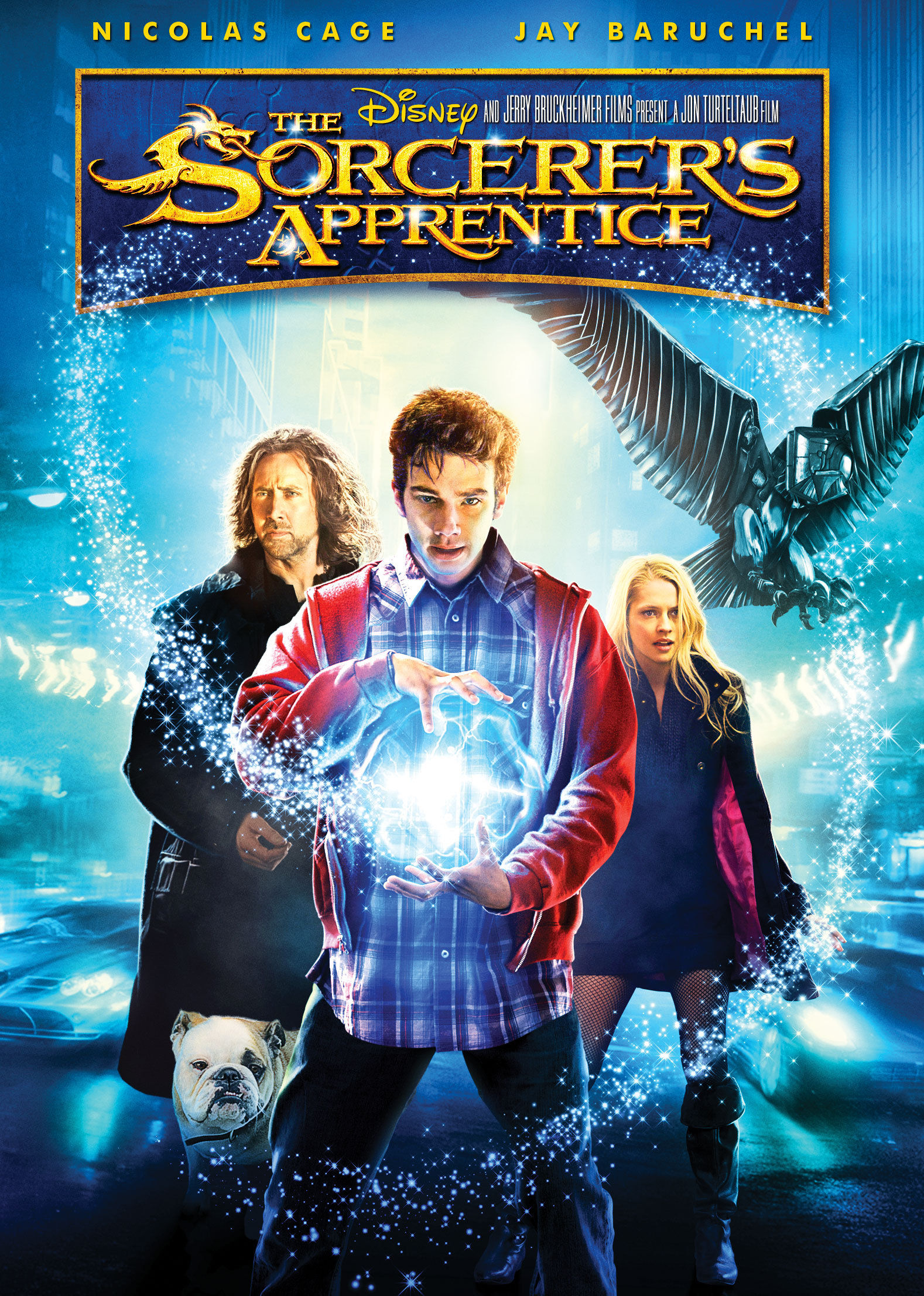 The Sorcerer's Apprentice, 2010