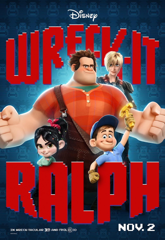 Wreck It Ralph, 2012