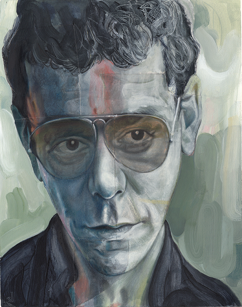 Lou Reed / Private commission