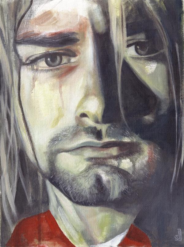 Kurt Cobain / Chicago Magazine