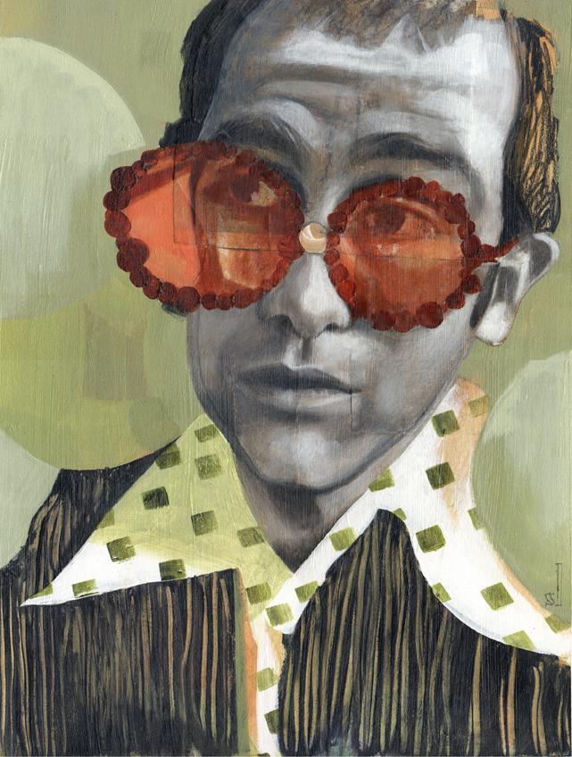 Elton John / Private commission