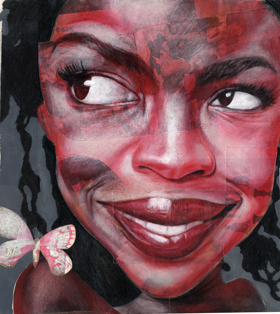 Lauryn Hill / Vibe Magazine