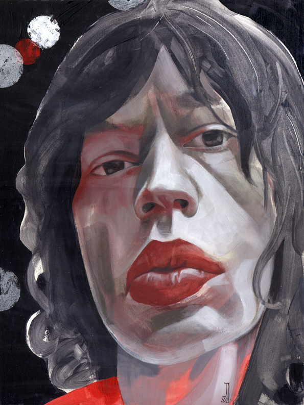 Mick Jagger / Private commission