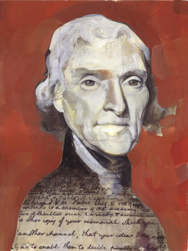 Thomas Jefferson / Princeton University