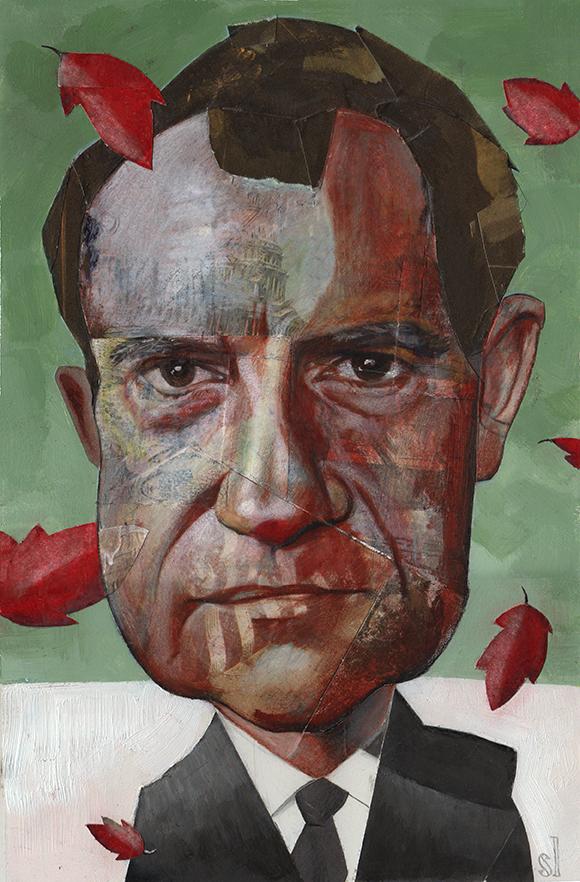 Richard Nixon / Chicago Tribune