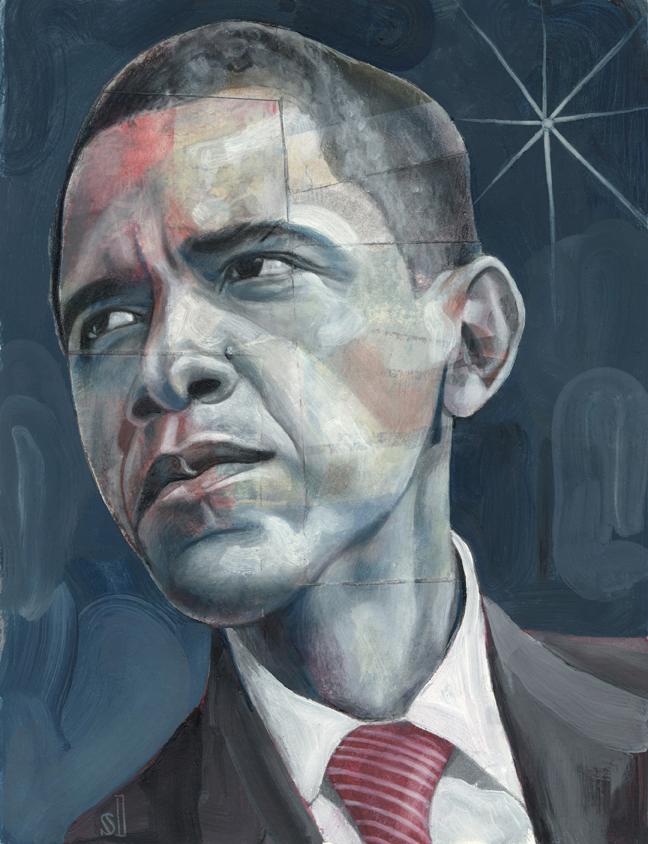 Barack Obama / Los Angeles Times
