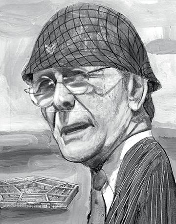 Donald Rumsfeld / Wall Street Journal