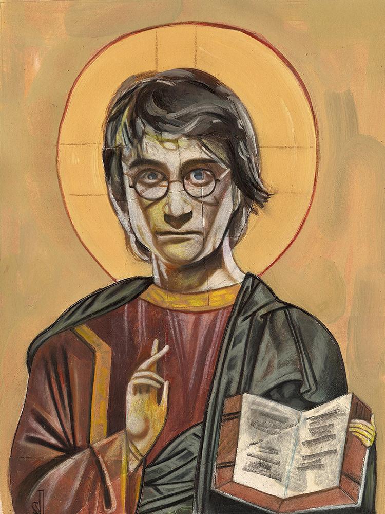 Harry Potter / Dallas Morning News