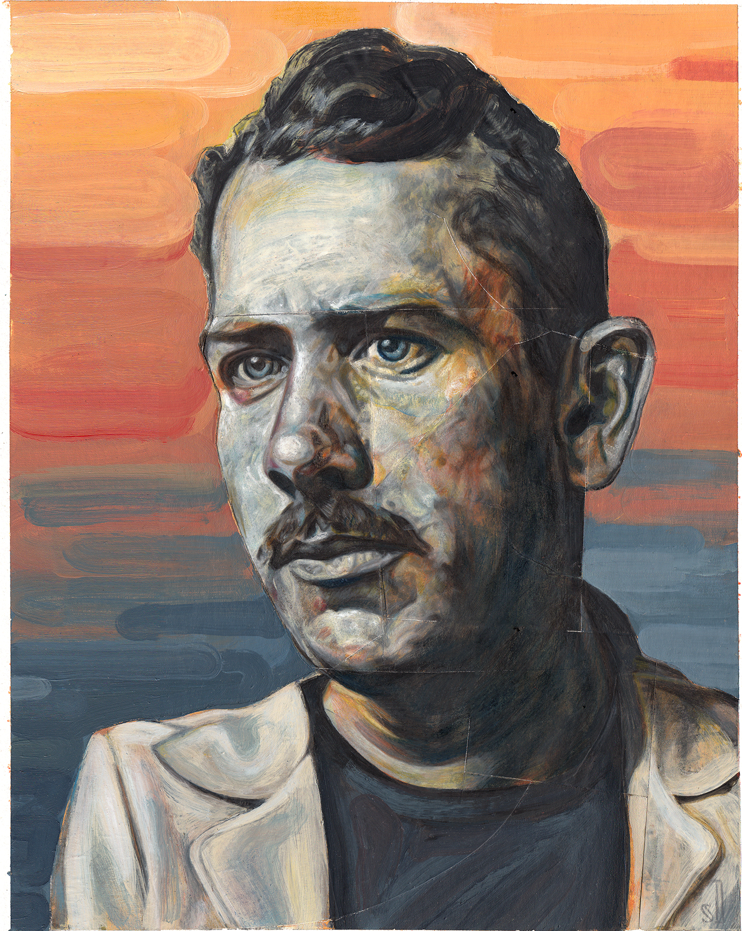 John Steinbeck / Private commission