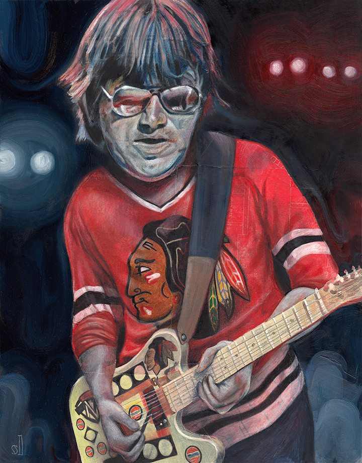 Terry Kath / Private commission