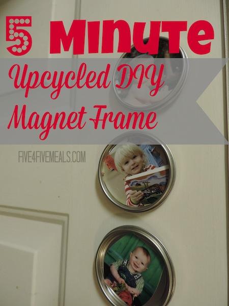 five minute DIY Magnet Frame.jpg