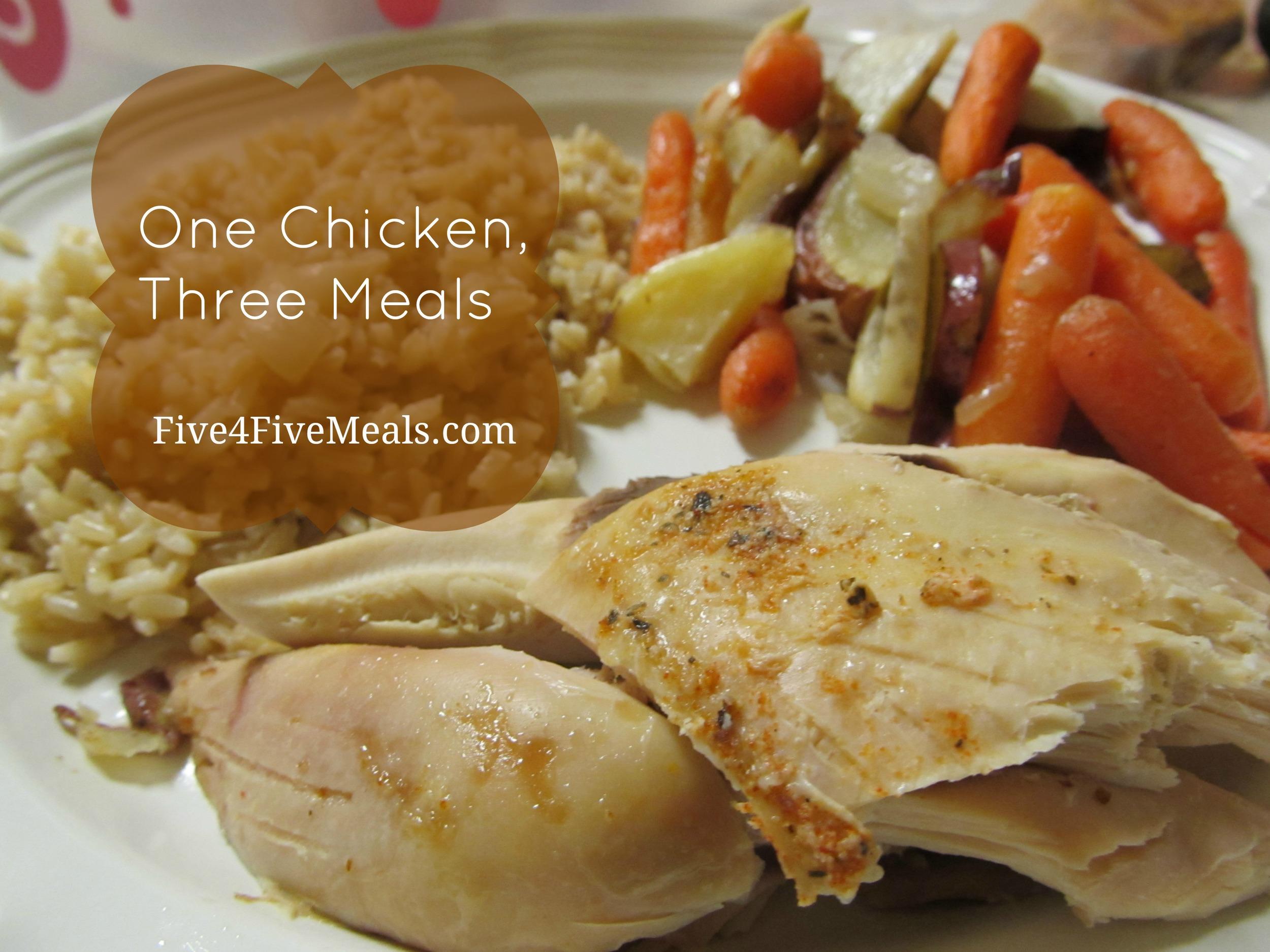 One Chicken, three meals.jpg