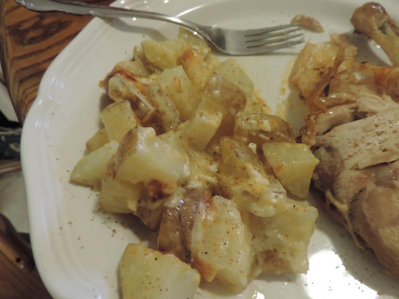 A healthier Potatoes au Gratin.6.JPG