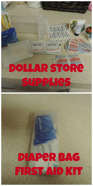 First aid kit for a diaper bag pinterest.jpg