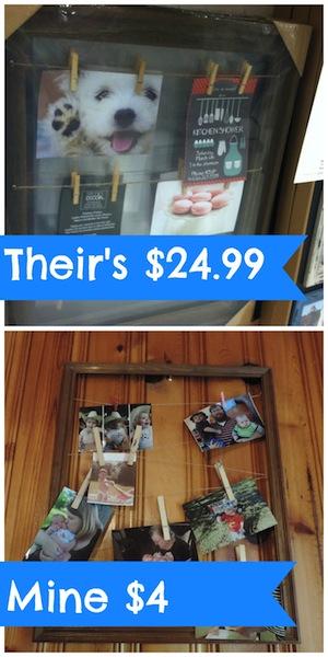 Upcycled thrift store frame knockoff.jpg