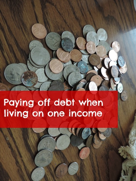 can you pay off debt while living on just one income.jpg