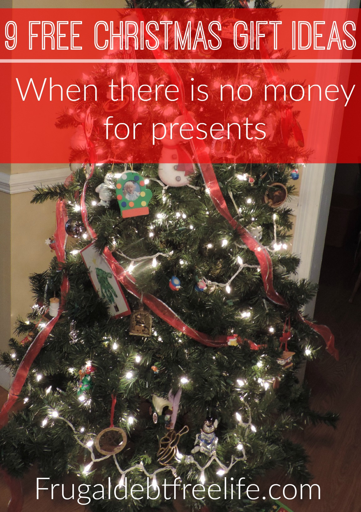9 Christmas Gifts Ideas That Cost 0 Frugal Debt Free Life