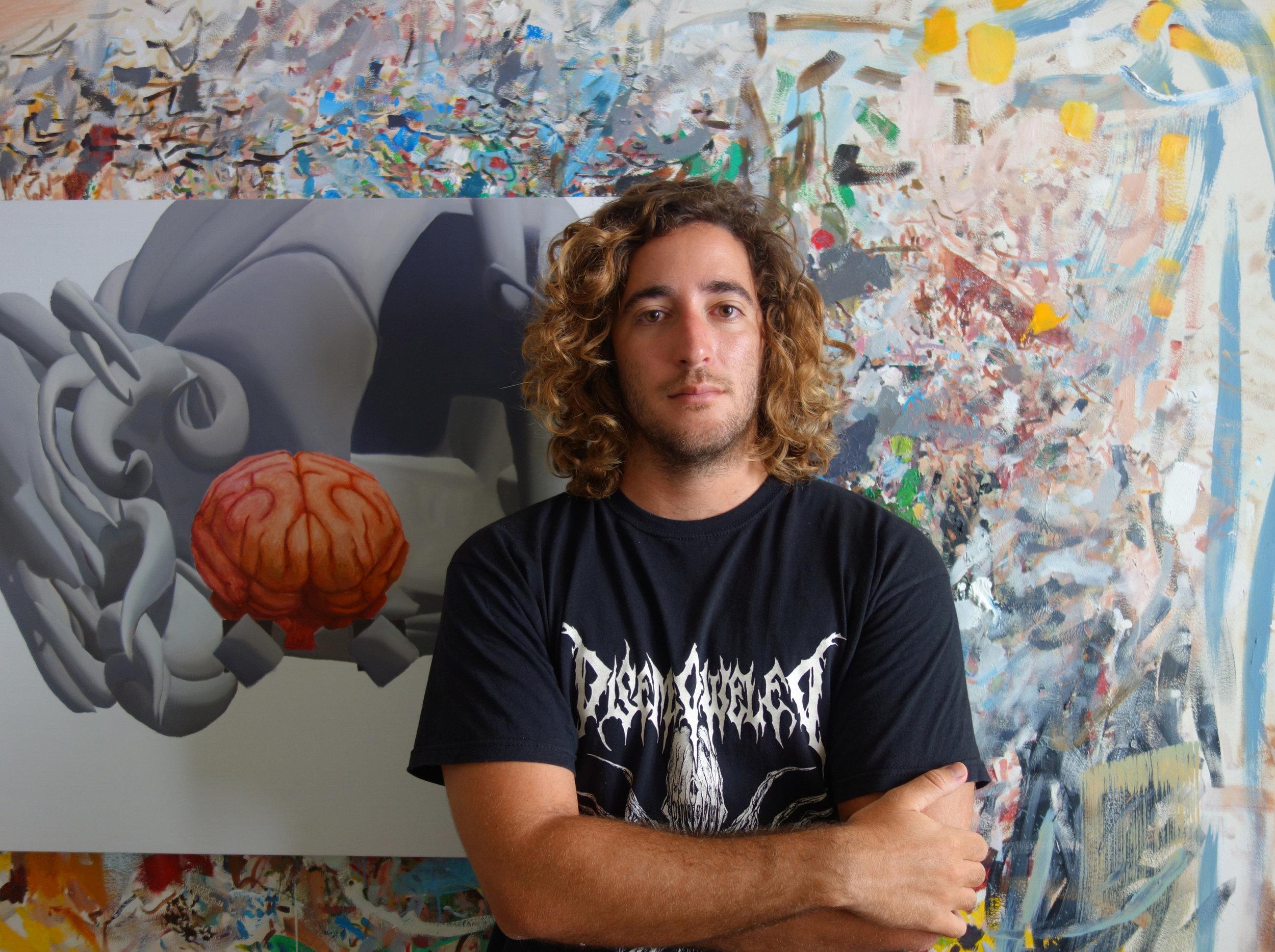 Interview With Gabriel Secchin