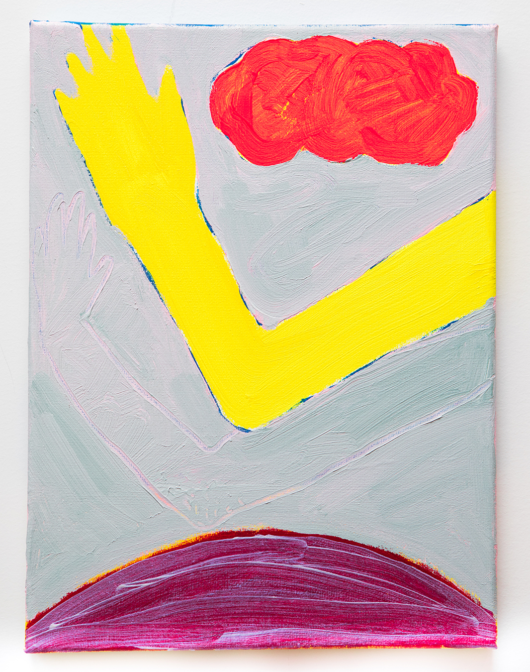 Yellow Arm, 2017
