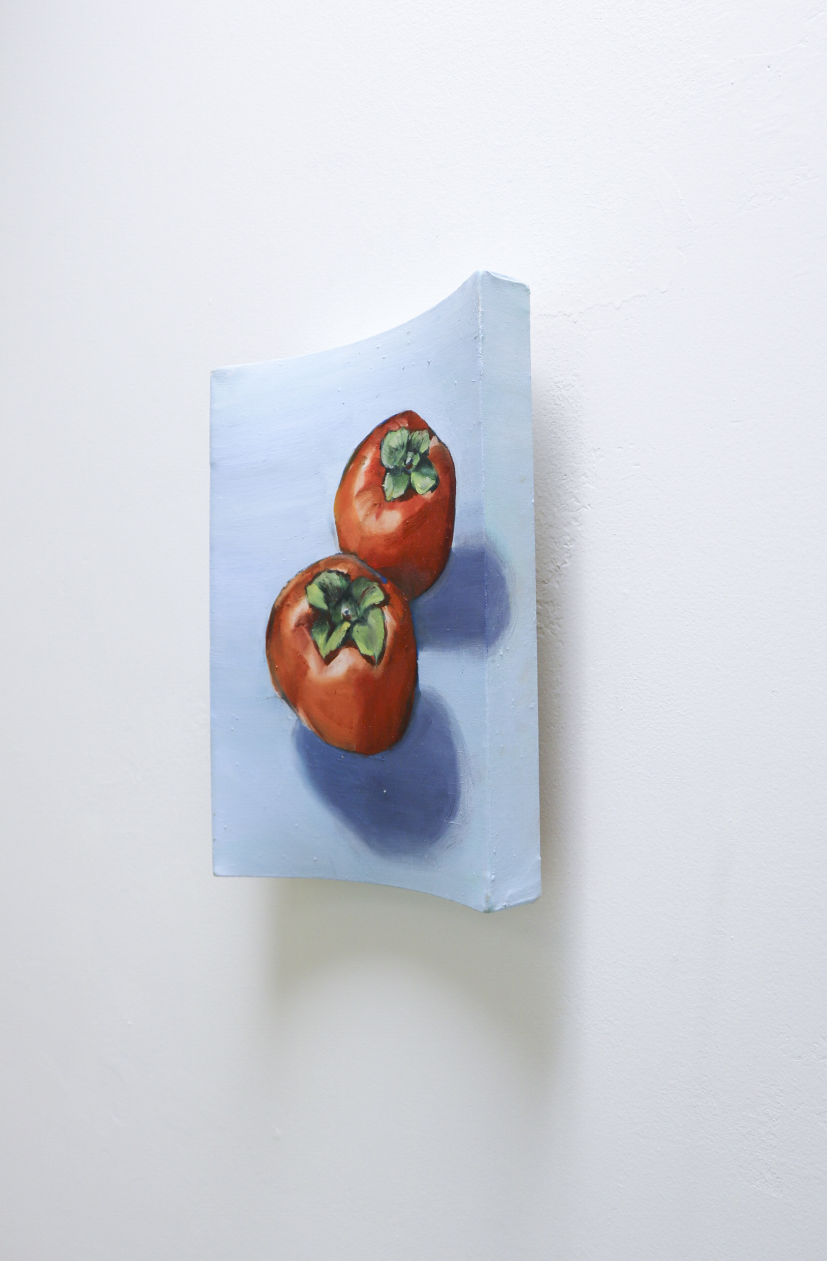 persimmons (cupped), 2018