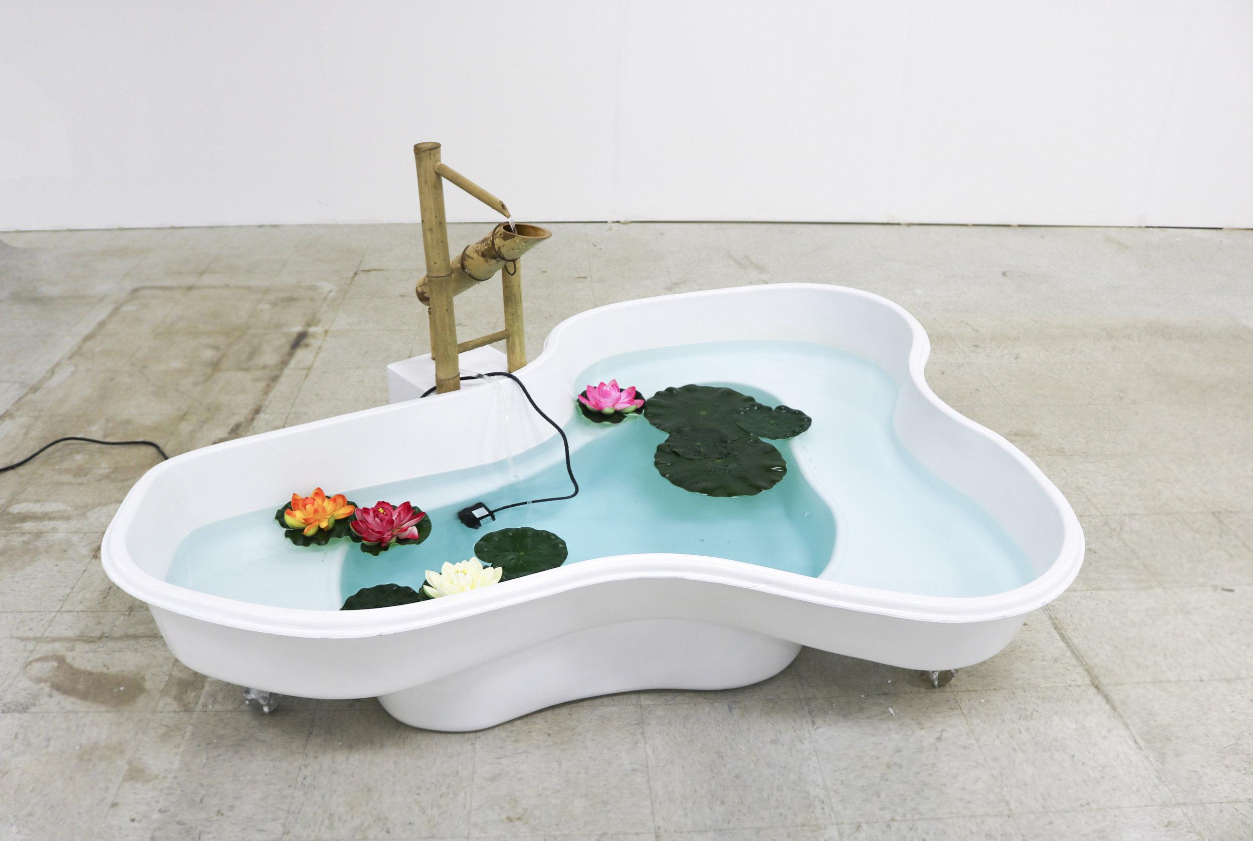 The Bath, 2018