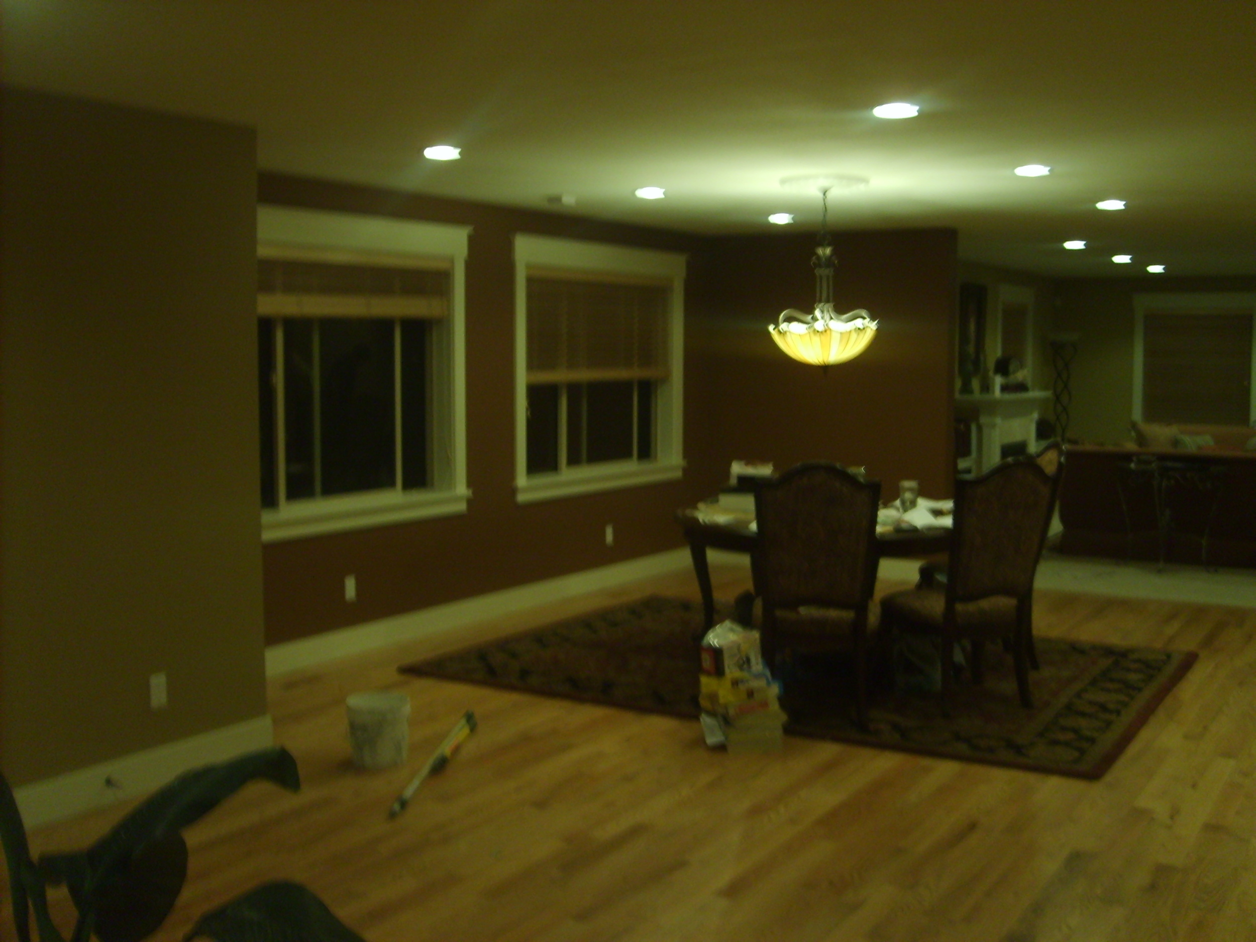 interior painting after 98383