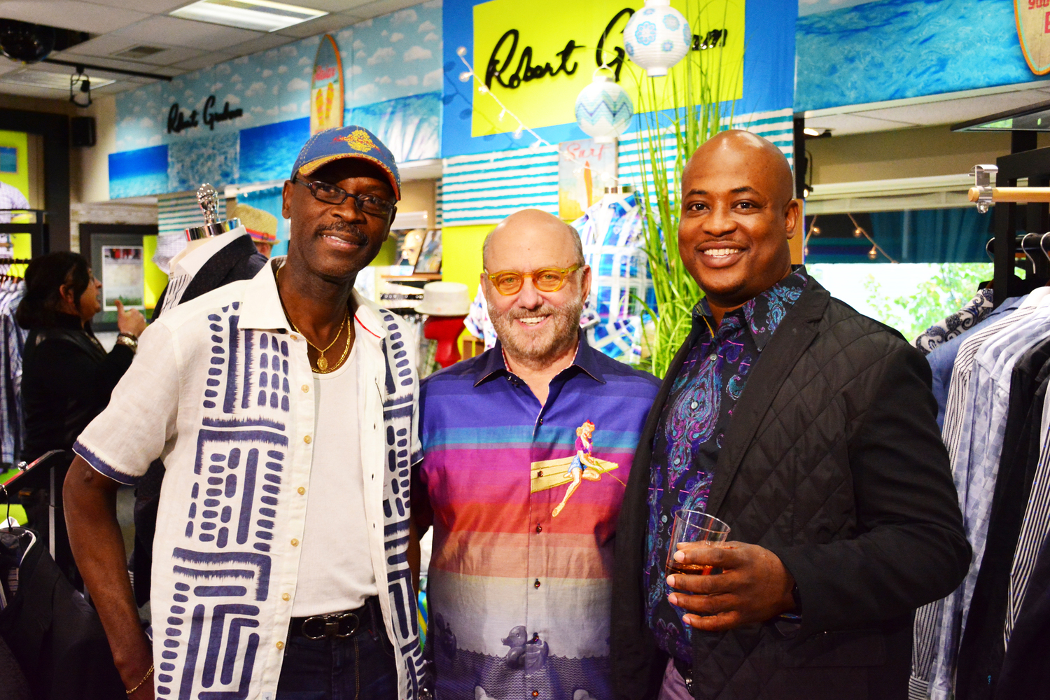 2015 Robert Graham Trunk Show