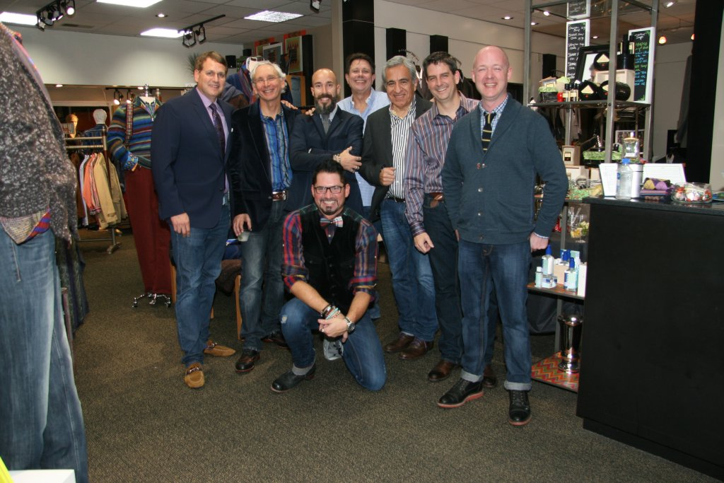 2013 Robert Graham Fall/Winter Trunk Show