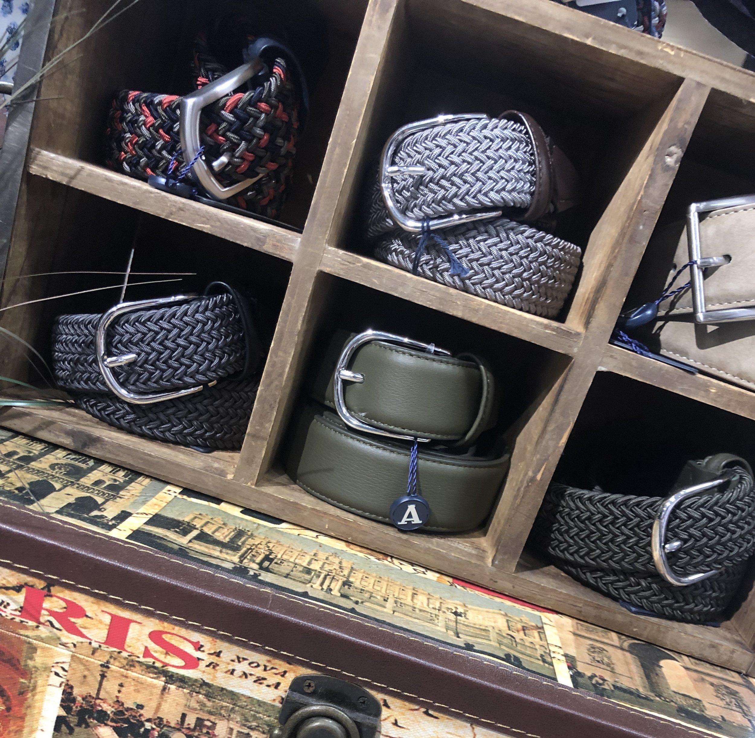 anderson-belts