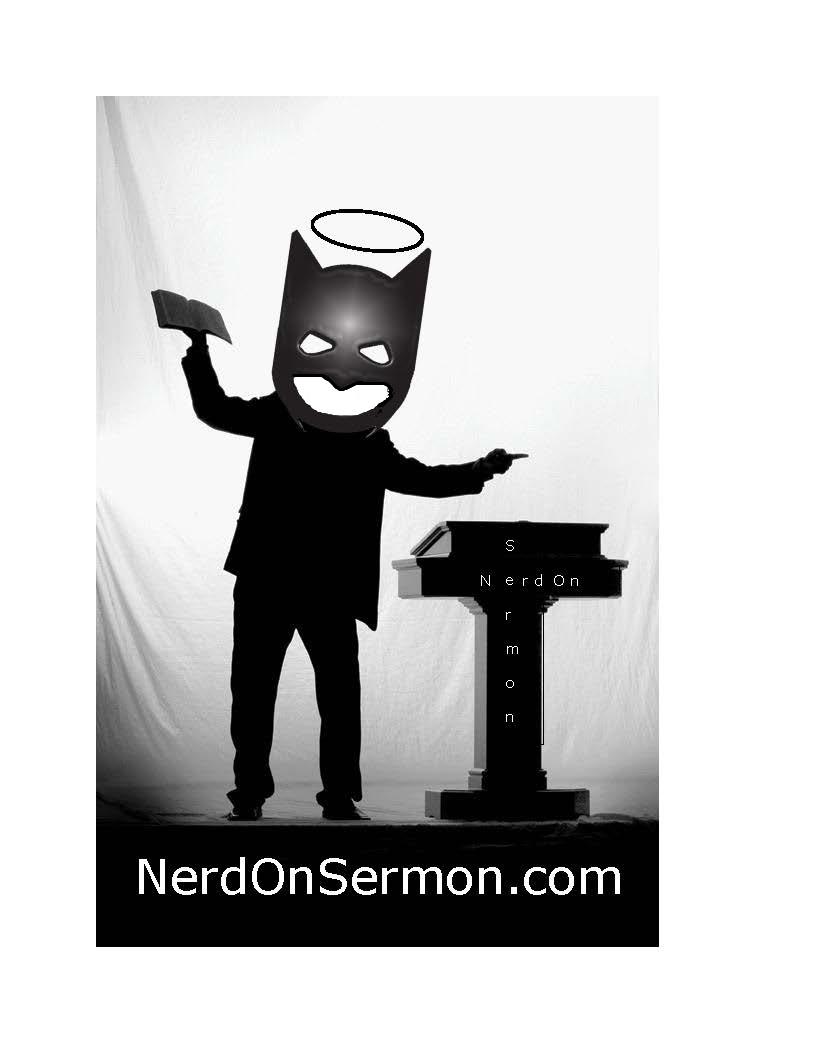 Nerdy-Preaching the Gospel of Nerd.jpg