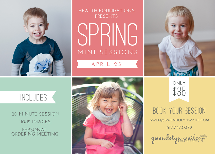 minneapolis spring 2015 mini portrait session