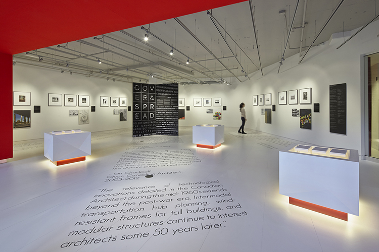 Paul H. Cocker Architecture Gallery  , by  Gow Hastings Architects