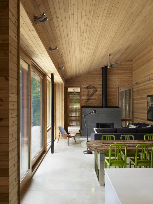 Stealth Cabin by Superkül, ©Shai Gil
