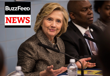Clinton Staffers Meet with Diversity Hiring Group