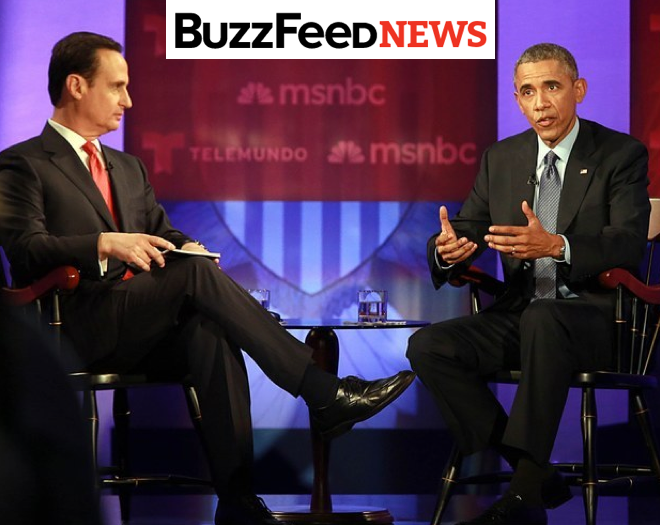 Buzzfeed News: Latino Leaders Slam Report That Jose Diaz-Balart's MSNBC Show Will Be Canceled
