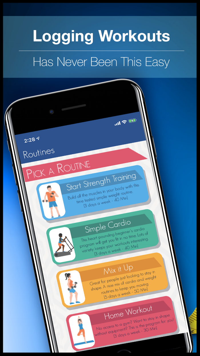 Stupid Simple Workout — Stupid Simple Fitness Apps