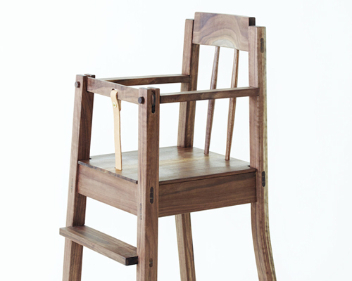 The Hudson High Chair