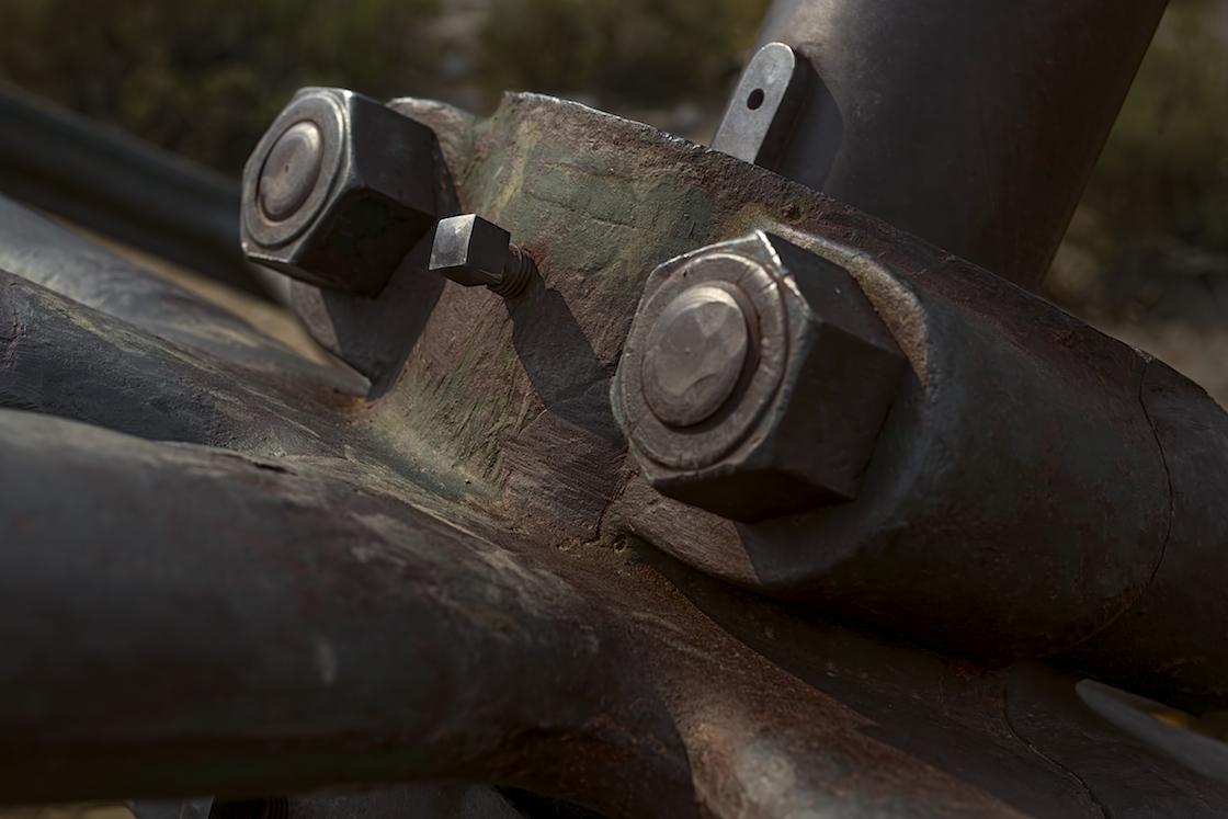 Bodie Wheel Detail