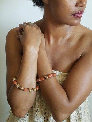 Bracelet inka pearl