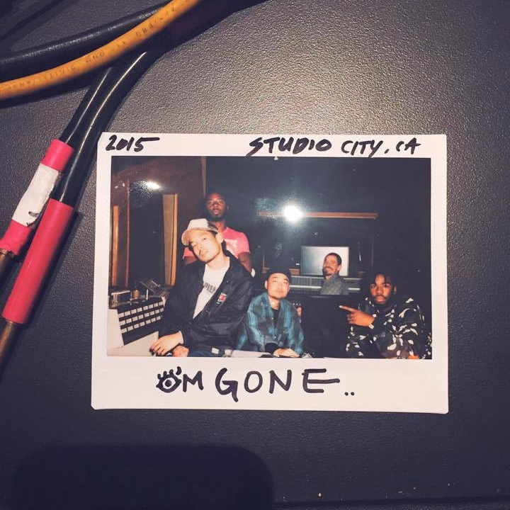 "New Music: IAMSU! ""IM GONE"" FT. AZURE & DUMBFOUNDEAD PROD. BY IAMSU!"