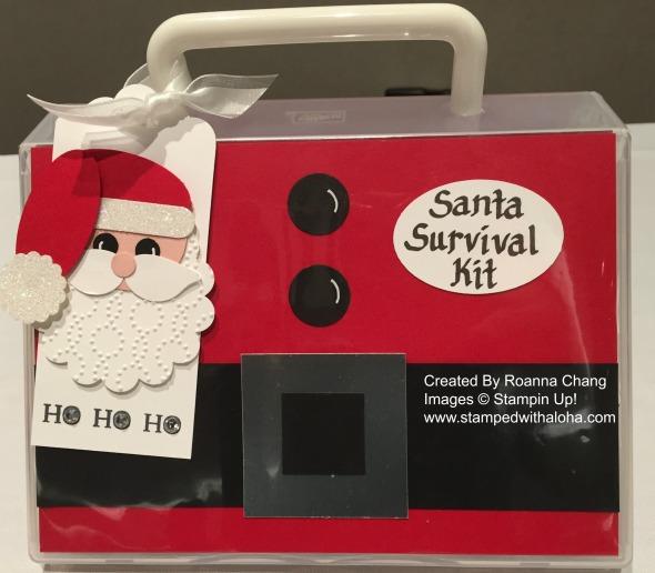 Santa Survival Kit