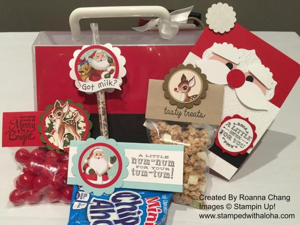 Santa Survival Kit Contents