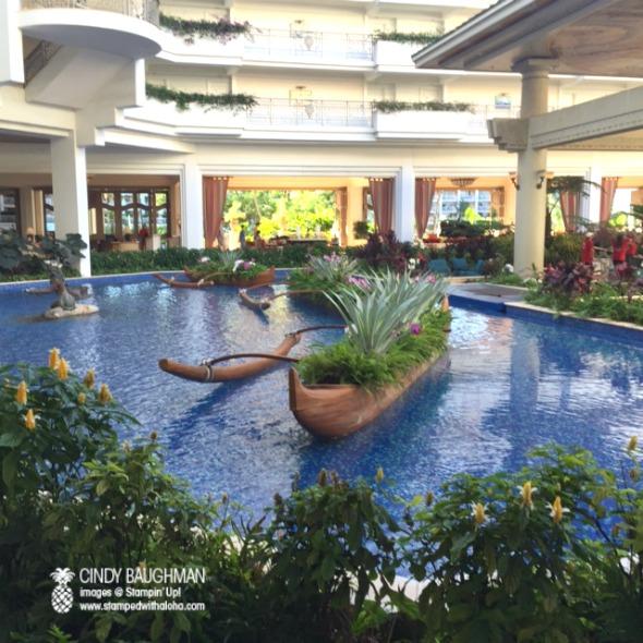 Grand Wailea Hotel Lobby, Maui